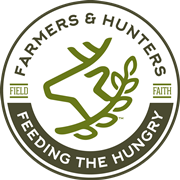 Proud financial sponsor of Farmers and Hunters Feeding the Hungry
